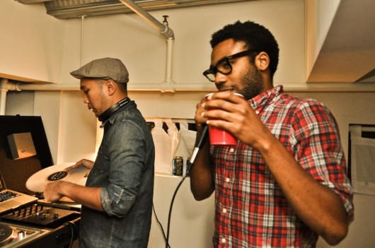 New(ish) Music - Childish Gambino, Dale Earnhardt Jr. Jr., Walk The Moon