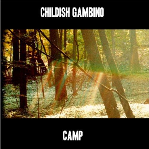 Childish Gambino Camp Cover